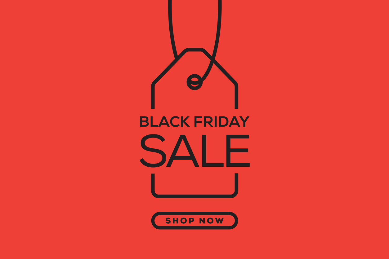 Once a year Black Friday Sale is coming on Nov 27th - up to 50% off all courses and hand-on labs